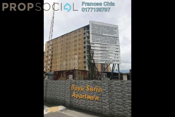For Sale Condominium at Bayu Suria, Balakong Freehold Unfurnished 3R/2B 250k