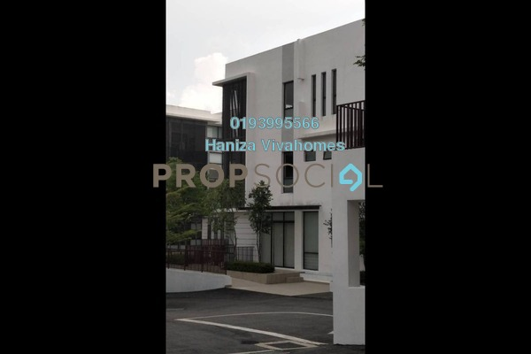 For Rent Terrace at Embun, Kemensah Freehold Unfurnished 5R/6B 5k
