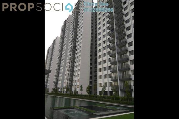 For Sale Condominium at Ken Rimba, Shah Alam Freehold Unfurnished 3R/2B 550k