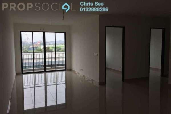 For Sale Condominium at Ken Rimba, Shah Alam Freehold Unfurnished 3R/2B 560k