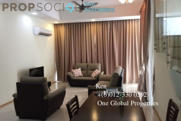 For Rent Terrace at Symphony Hills, Cyberjaya Freehold Fully Furnished 5R/5B 3.8k