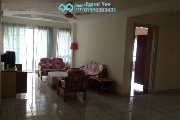 For Rent Condominium at Pantai Panorama, Pantai Freehold Fully Furnished 2R/2B 2.2k