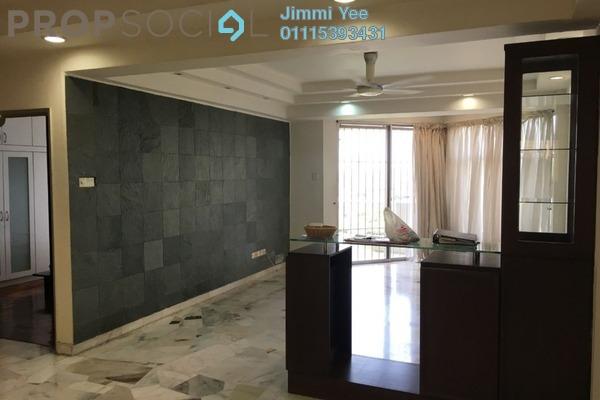 For Rent Condominium at Desa Gembira, Kuchai Lama Freehold Semi Furnished 3R/2B 1.5k