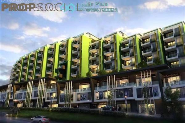 For Rent Condominium at Setia Tri-Angle, Sungai Ara Freehold Unfurnished 3R/2B 1.6k