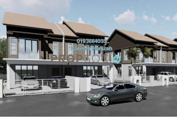 For Sale Semi-Detached at Bandar Darulaman, Jitra Freehold Unfurnished 4R/3B 619k
