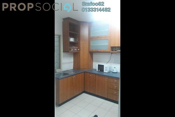 For Rent Condominium at Idaman Putera, Setapak Freehold Semi Furnished 4R/3B 1.6k