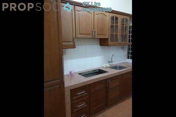 For Rent Terrace at Taman Lestari Perdana, Bandar Putra Permai Freehold Semi Furnished 4R/3B 1.3k