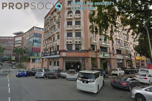 For Rent Shop at Cheras Business Centre, Cheras Freehold Semi Furnished 0R/1B 5k
