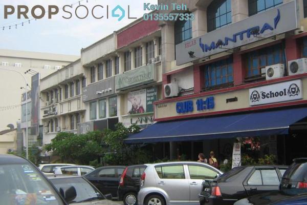 For Rent Shop at Bangsar Baru, Bangsar Freehold Semi Furnished 0R/0B 7k