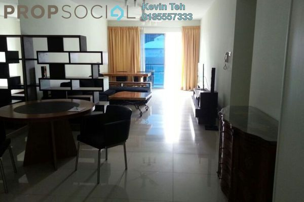 For Sale Condominium at Solaris Dutamas, Dutamas Freehold Fully Furnished 2R/2B 1.1m