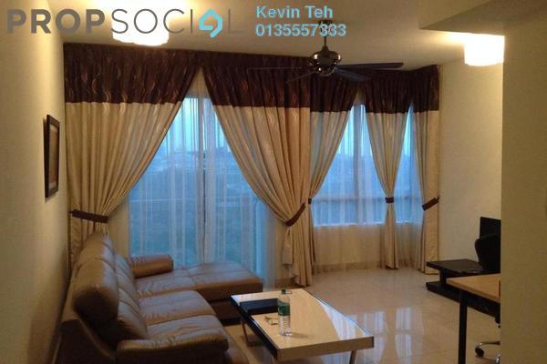 For Sale Condominium at Solaris Dutamas, Dutamas Freehold Fully Furnished 1R/1B 788k