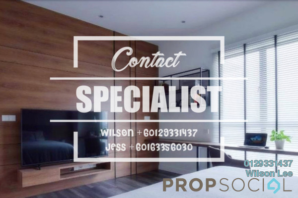 For Rent Condominium at The Westside One, Desa ParkCity Freehold Fully Furnished 3R/4B 3k