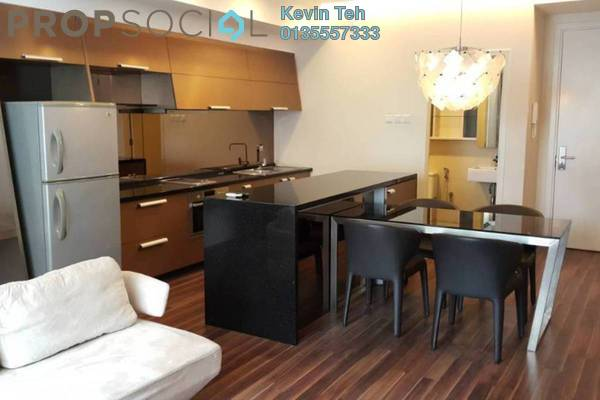 For Sale Condominium at VERVE Suites, Mont Kiara Freehold Fully Furnished 2R/2B 980k