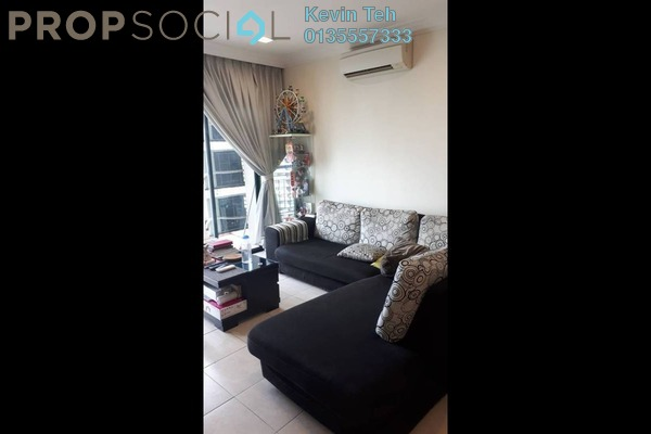 For Sale Condominium at Changkat View, Dutamas Freehold Fully Furnished 3R/2B 600k