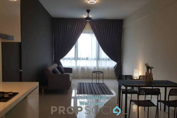 For Rent Condominium at Tropicana Metropark, Subang Jaya Freehold Fully Furnished 1R/1B 1.6k