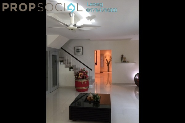For Sale Semi-Detached at Taman Wangsa Permai, Kepong Freehold Fully Furnished 6R/5B 1.92m