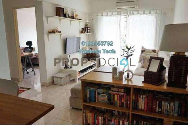 For Rent Condominium at Anggun Puri, Dutamas Freehold Fully Furnished 2R/2B 1.85k