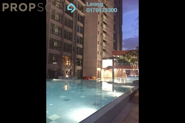 For Rent Condominium at Amanja, Kepong Freehold Semi Furnished 3R/2B 1.9k