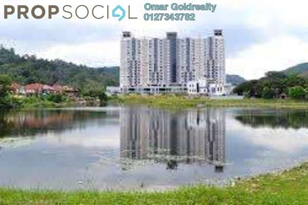For Sale Condominium at T-Parkland, Templer's Park Freehold Semi Furnished 3R/2B 480k