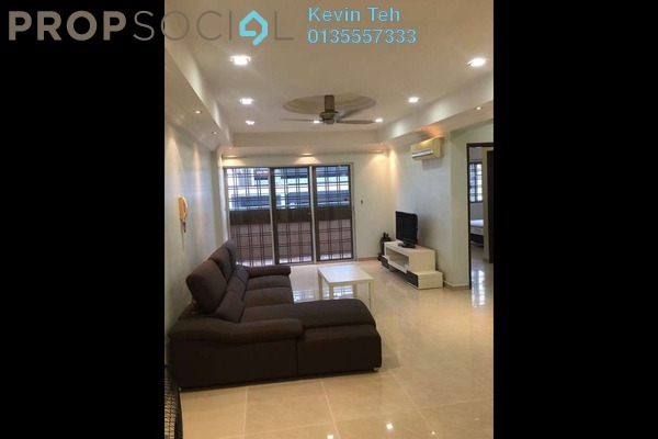 For Rent Condominium at Perdana Emerald, Damansara Perdana Freehold Fully Furnished 3R/2B 2.3k