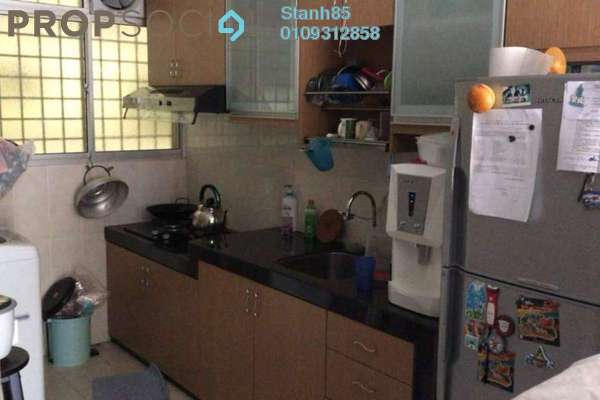 For Rent Apartment at Permai Prima Apartment, Ampang Freehold Fully Furnished 3R/2B 1.15k