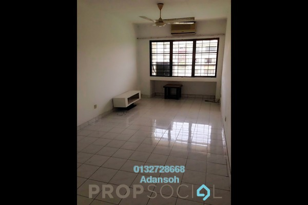 For Sale Apartment at SD Apartment II, Bandar Sri Damansara Freehold Semi Furnished 3R/1B 248k