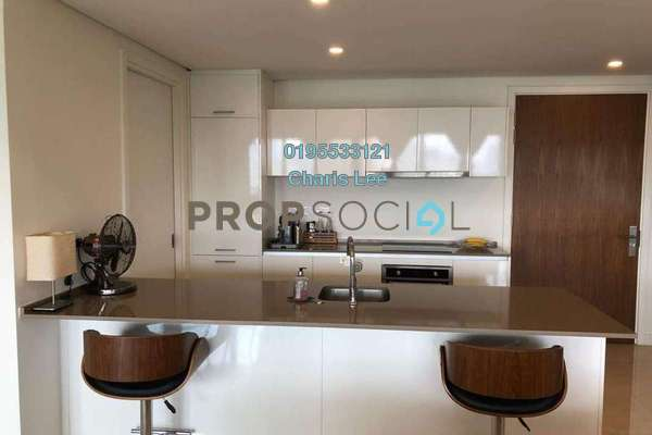 For Sale Serviced Residence at The Sentral Residences, KL Sentral Freehold Fully Furnished 2R/3B 2.13m