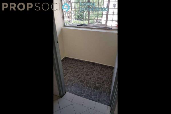 For Rent Apartment at Desa Satu, Kepong Freehold Unfurnished 3R/2B 750translationmissing:en.pricing.unit