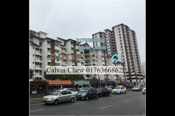 For Sale Condominium at Sri Pelangi, Setapak Freehold Unfurnished 3R/0B 279k