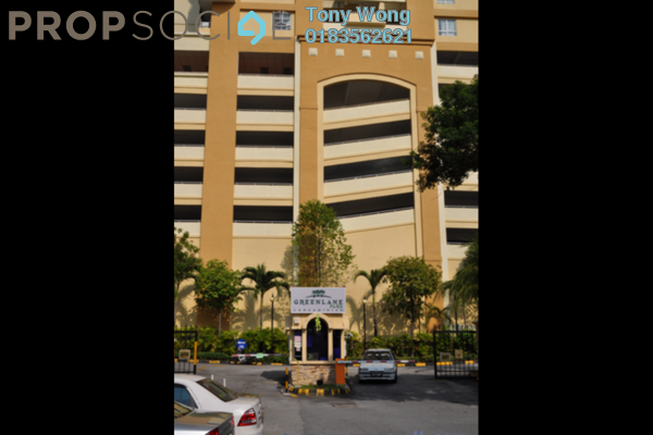 For Rent Condominium at Greenlane Park, Green Lane Freehold Fully Furnished 3R/2B 1.1k