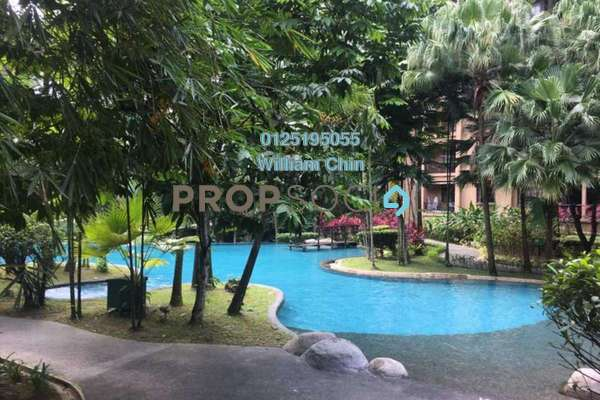 For Rent Condominium at Kampung Warisan, Setiawangsa Freehold Fully Furnished 3R/2B 2.8k