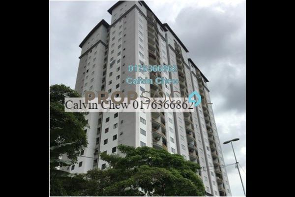 For Sale Condominium at Sri Putramas I, Dutamas Freehold Unfurnished 3R/2B 356k