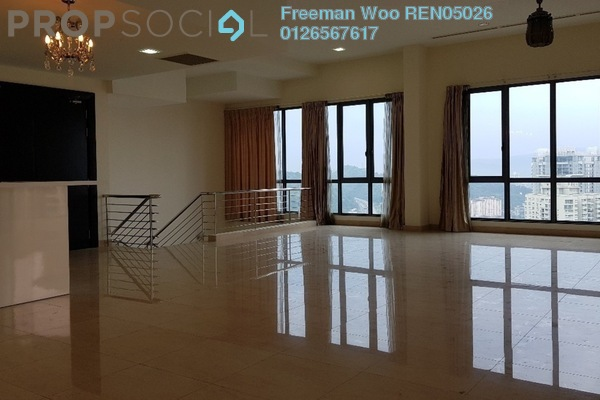 For Sale Condominium at 11 Mont Kiara, Mont Kiara Freehold Semi Furnished 5R/6B 4.5m