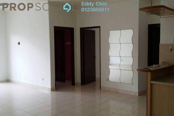 For Sale Apartment at Taman Sungai Besi Indah, Seri Kembangan Freehold Semi Furnished 3R/2B 330k