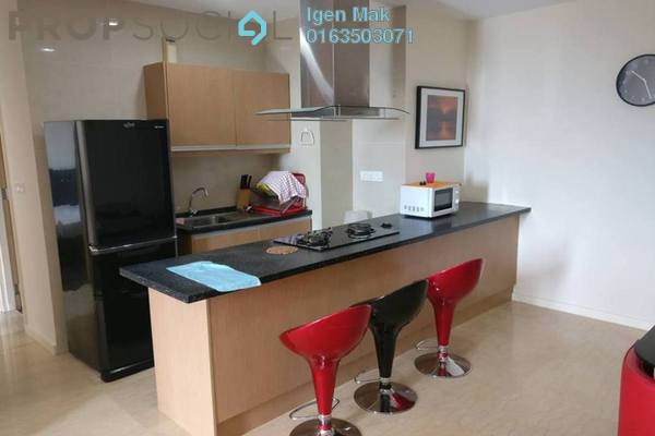 For Rent Condominium at 231 TR, KLCC Freehold Fully Furnished 2R/2B 2.5k
