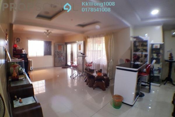 For Sale Terrace at Taman Klang Utama, Klang Freehold Fully Furnished 5R/6B 878k