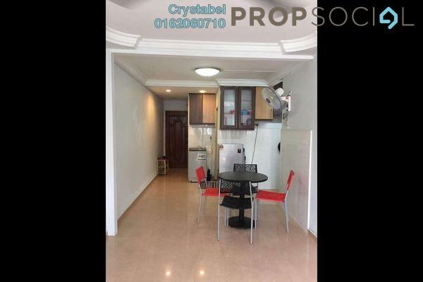 For Rent Condominium at Sri Penara, Bandar Sri Permaisuri Freehold Fully Furnished 3R/2B 1.35k
