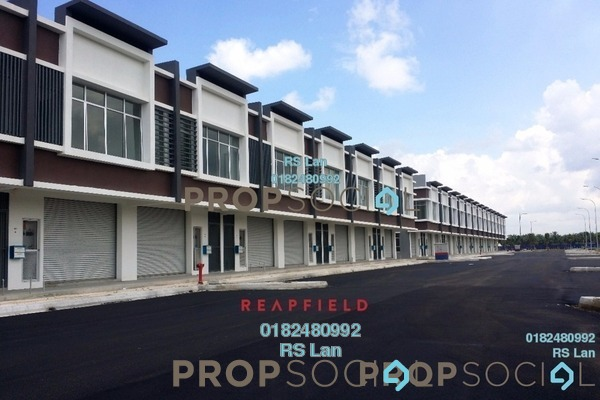 For Rent Shop at Saujana KLIA, Sepang Freehold Unfurnished 0R/2B 3k