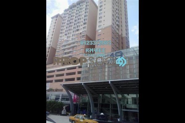 For Sale Serviced Residence at Rhythm Avenue, UEP Subang Jaya Freehold Fully Furnished 3R/2B 450k