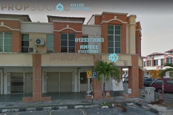 For Rent Shop at Mutiara Bukit Raja 2, Klang Freehold Unfurnished 0R/1B 1.8k