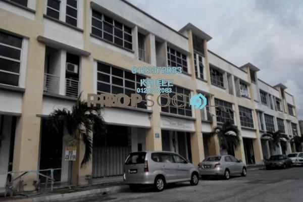 For Rent Shop at Klang Sentral Commercial Centre, Meru Freehold Unfurnished 0R/2B 1.7k