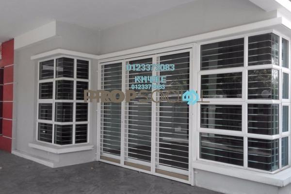 For Rent Terrace at Alam Nusantara, Setia Alam Freehold Semi Furnished 3R/2B 1.4k