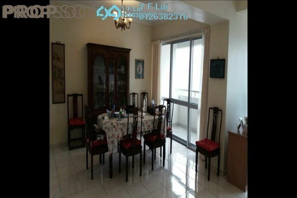 For Sale Condominium at OBD Garden Tower, Taman Desa Freehold Semi Furnished 3R/2B 960k