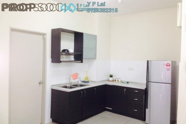 For Sale Condominium at Endah Promenade, Sri Petaling Freehold Fully Furnished 3R/2B 658k