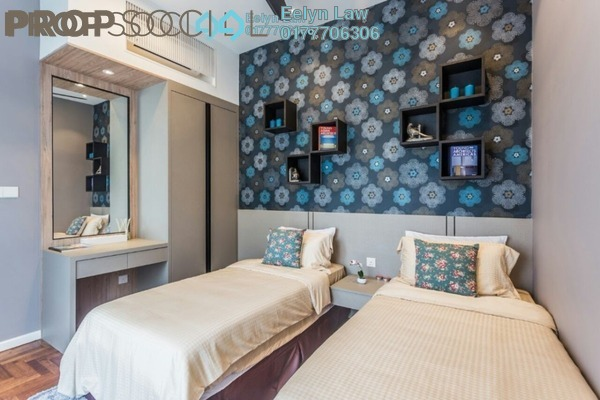 For Rent Condominium at Flexis @ One South, Seri Kembangan Freehold Semi Furnished 2R/2B 1.9k