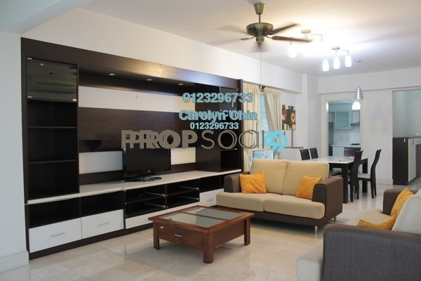 For Rent Condominium at Northpoint, Mid Valley City Freehold Fully Furnished 3R/2B 5k
