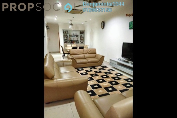 For Sale Terrace at Bukit Robson Condominium, Seputeh Freehold Semi Furnished 6R/7B 1.6m