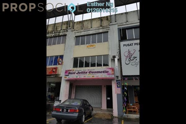 For Rent Office at Taman Setia Jaya, Rawang Freehold Unfurnished 0R/2B 1.3k