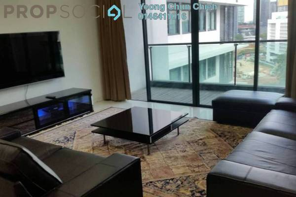 For Rent Condominium at Zehn Bukit Pantai, Bangsar Freehold Fully Furnished 4R/4B 6k