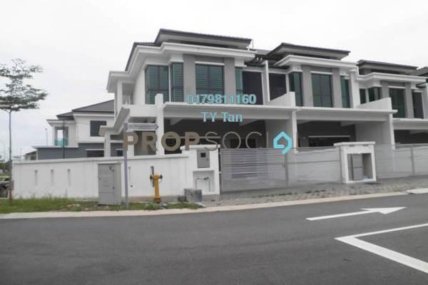 For Sale Superlink at Bandar Damai Perdana, Cheras South Freehold Fully Furnished 4R/4B 1.1m